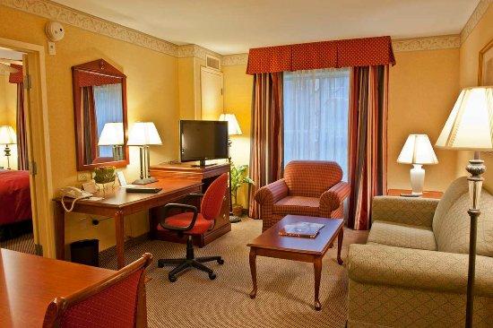 底特律-特洛伊希爾頓欣庭飯店照片
