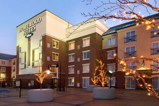 Homewood Suites by Hilton Salt Lake City - Downtown: 3rd Floor Patio