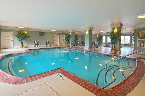 เพลนฟิลด์, อินเดียน่า: Indoor Pool