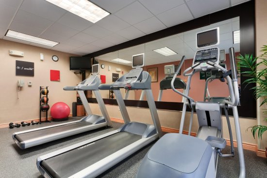 Homewood Suites by Hilton Colorado Springs Airport: Fitness Center