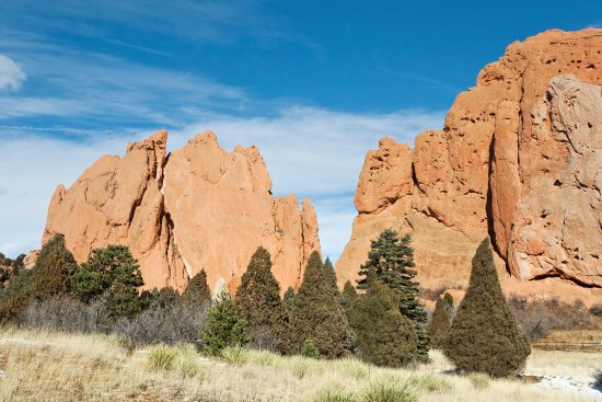 Homewood Suites by Hilton Colorado Springs Airport: View of Garden of the Gods