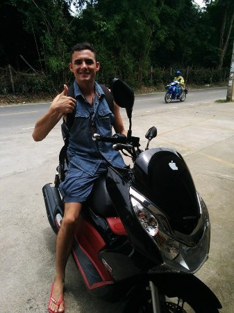 Chiang Mai Scooter Rental