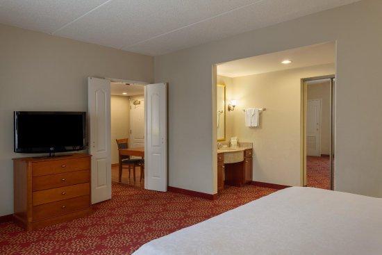 Homewood Suites Harrisburg East-Hershey Area: King Standard