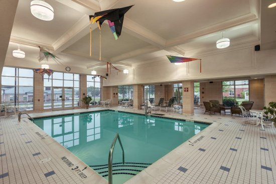 Homewood Suites Harrisburg East-Hershey Area: Indoor Pool