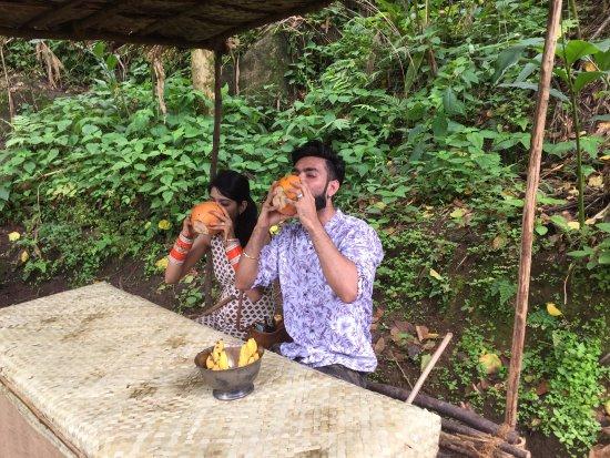 Vanya Treehouse : Welcome Drink