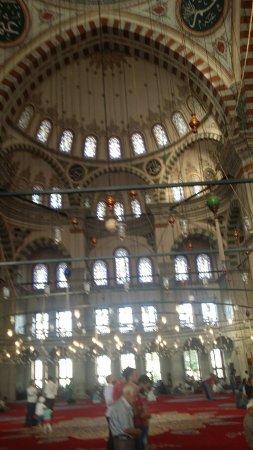 Fatih-Moschee (Fatih-Camii): جامع الفاتح تحفة عمرانية