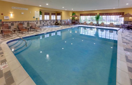 Homewood Suites Holyoke-Springfield/North: Indoor Heated Pool