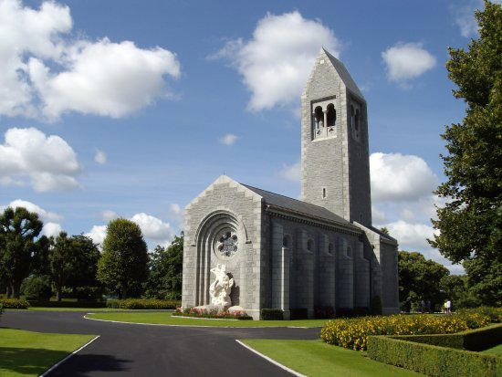 Saint James, Frankrike: CAPILLA DEL CEMENTERIO