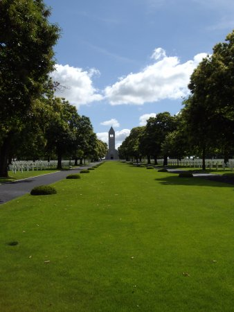Saint James, Frankrike: VISTA DEL CEMENTERIO