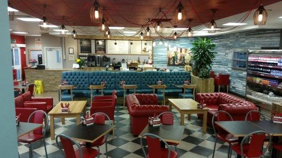 tesco cafe bridgend cowbridge rd restaurant reviews. Black Bedroom Furniture Sets. Home Design Ideas