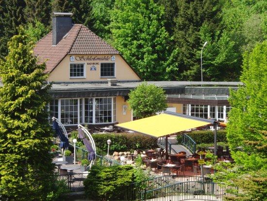 Schloss Iburg Cafe