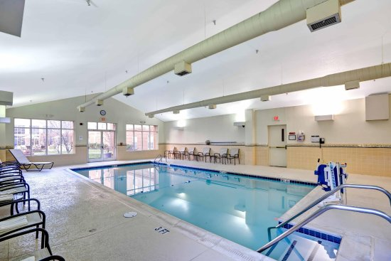 Homewood Suites by Hilton Baltimore-BWI Airport: Pool