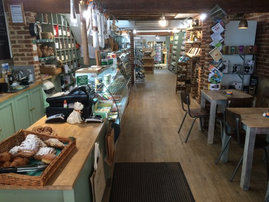 Halesworth, UK: Focus Organic