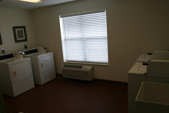 Homewood Suites by Hilton Houston - Westchase: Guest Laundry
