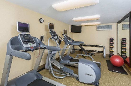 Homewood Suites by Hilton Houston - Westchase: Fitness Center
