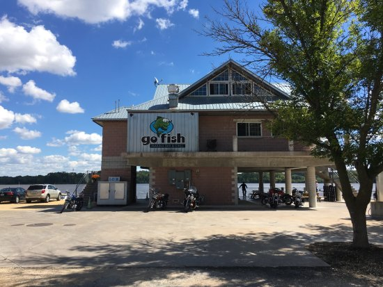 Princeton, IA: Go Fish Marina Bar & Grill