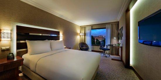 Hilton ParkSA Istanbul: Double Hilton Guestroom