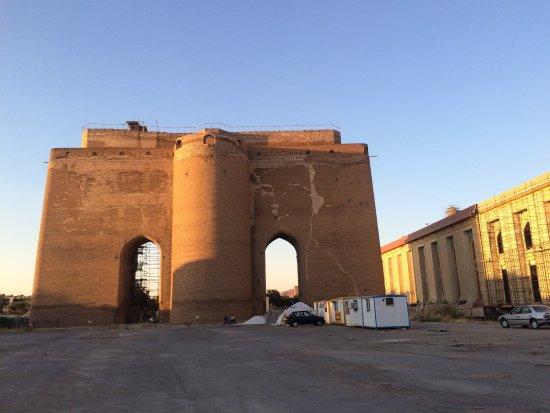 Ark Mosque (Ark-e-alishah): Ark