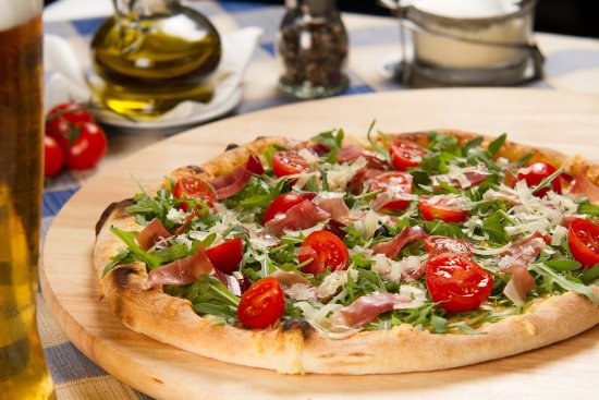 Perfect Pizza Review Of Pizzeria Portas Food Restaurant