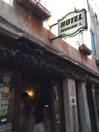 Hotel Bernardi Semenzato: photo0.jpg