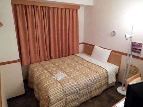 Toyoko Inn Himejieki Shinkansen Minamiguchi : 4Fの角部屋