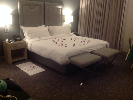 Queen Victoria Hotel: Our honeymoon surprise