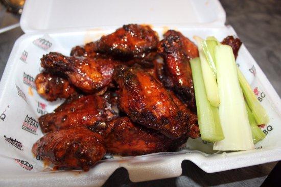 La Plata, MD: Chicken Wings