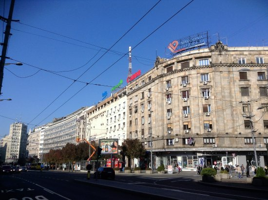 Terazije Na Slici Je Beograd Srbija Tripadvisor