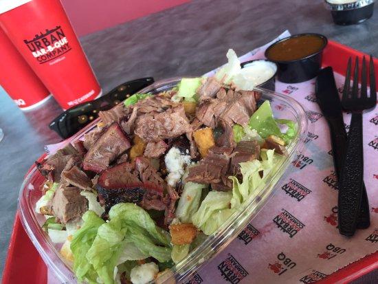 La Plata, MD: Texas Steakhouse Salad