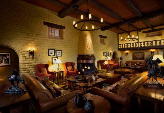 JW Marriott Scottsdale Camelback Inn Resort & Spa: Living Room