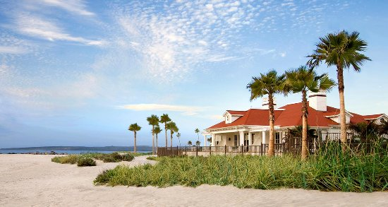 Hotel del Coronado: Beach Village at The Del