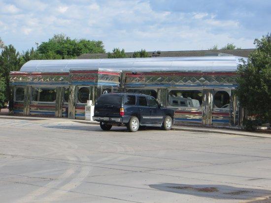 Morrill, NE: the diner next door