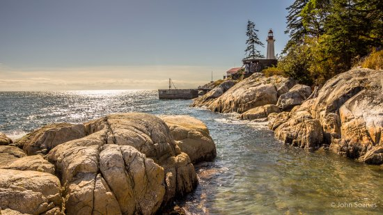 West Vancouver, Kanada: Point Atkinson Lighthouse
