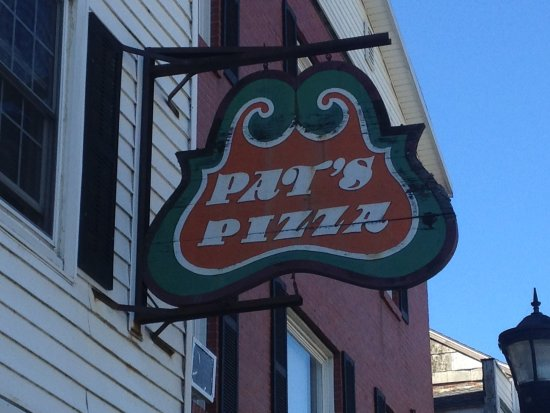 Pat's Pizza: In Orono for a long time...