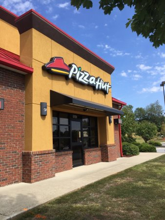 Anderson, SC: Pizza Hut-Wing Street