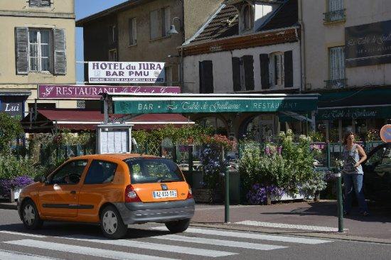 Le Saint-Jean: Le Saint Jean, à Louhans.