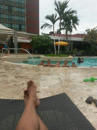 Radisson Summit Hotel And Golf: Estar en familia!!