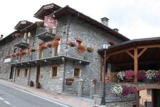 Pollein, Itália: La struttura