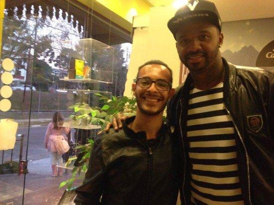 Ex Goleiro Do Corinthians Picture Of Cacau Show Campos Do