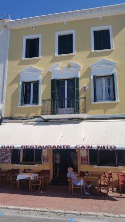 Restaurant Ca'n Nito façade