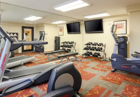 Smyrna, GA: Fitness Center