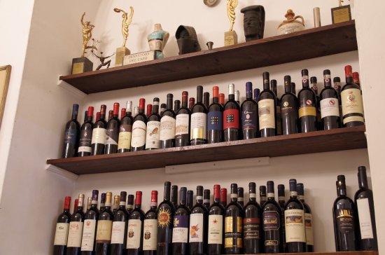 Cammillo Trattoria: A fine choice of local wines