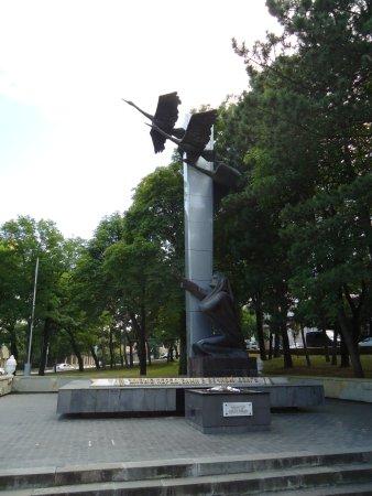 Monument the Cranes