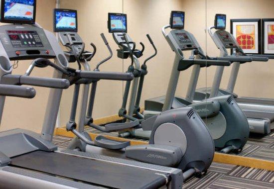 Hauppauge, NY: Fitness Center