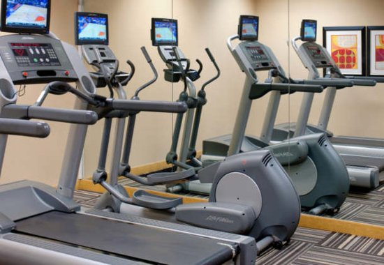 Hauppauge, estado de Nueva York: Fitness Center