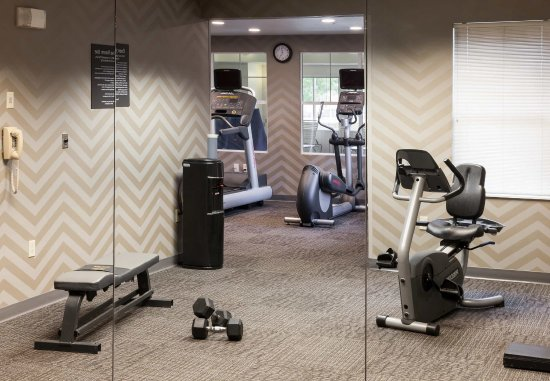 Residence Inn San Bernardino: Fitness Center