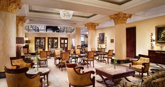 The Ritz-Carlton, Berlin: Tea Lounge1