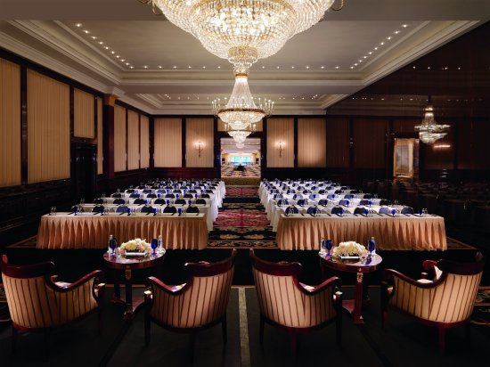 The Ritz-Carlton, Berlin: Ballroom Parliament Set Up