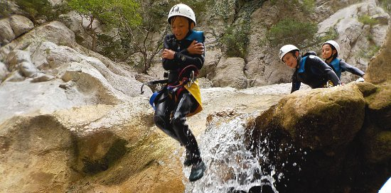 Gorges de Galamus: Canyoning en famille avec Inextremis Aventura