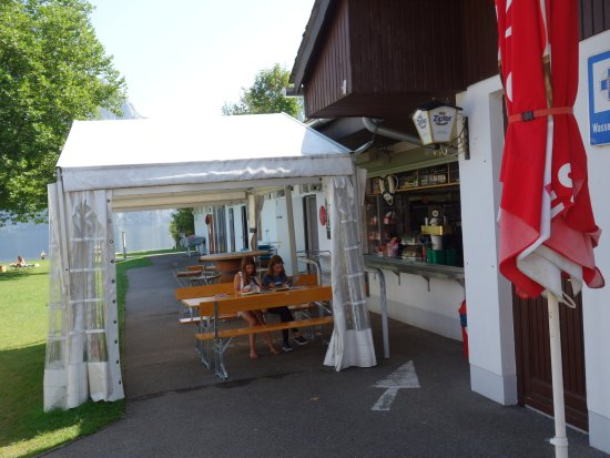 Öffentlicher Badeplatz Bräuwiese